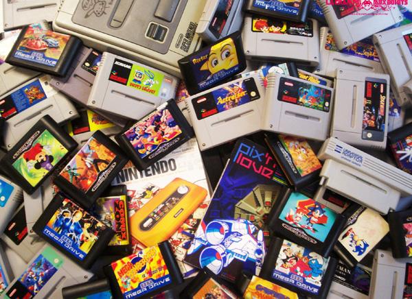 retrogaming jeux video retro 2 - Jouer à Plus 900 Jeux Video des Années 70, 80 et 90 (gratuit)