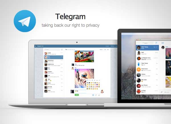 Telegram Messenger Mac OSX 1 - Telegram Mac - Alternative Sécurisée à WhatsApp (gratuit)