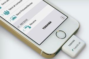 Dongle-Toshiba-Transferjet-iPhone-iPad