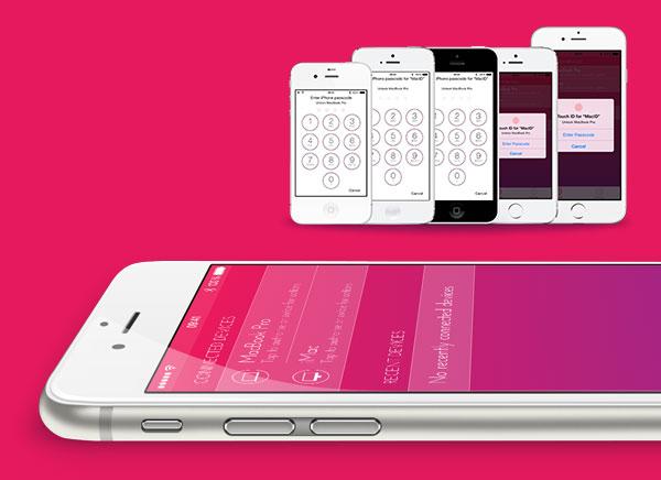 MacID OSX iOS 4 - Unlox iPhone - Déverrouiller le Mac avec Face ID et Touch ID (gratuit)