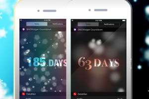 SNOWidget-iPhone-1