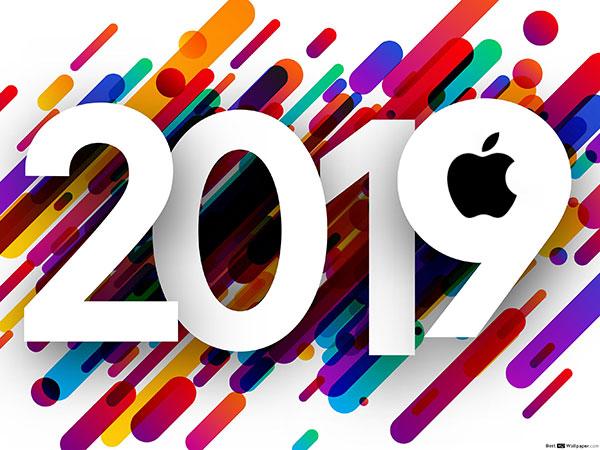 bonne anne 2019 maxiapple - Une MaxiApple Nouvelle Année 2019 à Tous !