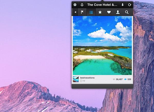 InstaReel Instagram Mac OSX 1 - InstaReel Mac OSX : Un Client Instagram à ne pas Manquer (gratuit)