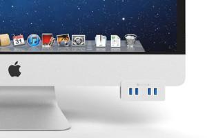 Satechi-Clamp-HUB-USB-3-iMac-1