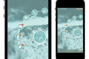 iPhone-Concept-iOS-9-Menu-Circulaire-1