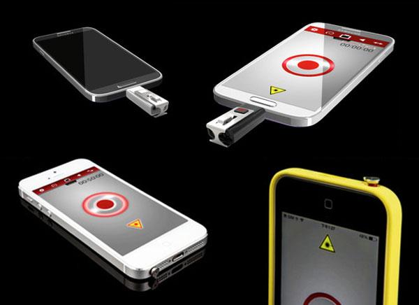 ipin iphone 6 plus pointeur laser 3 - Transformer votre iPhone 6 et 6 Plus en Pointeur Laser (vidéo)