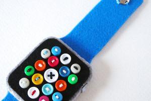 fabriquer-montre-connectee-apple-watch-feutrine-1