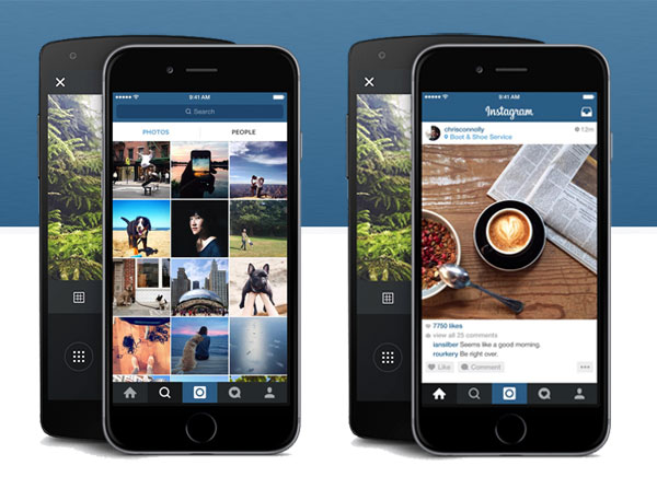 layout instagram iphone gratuit 1 - Instagram Layout iPhone : Collages Photo Créatifs avec Effets  (gratuit)