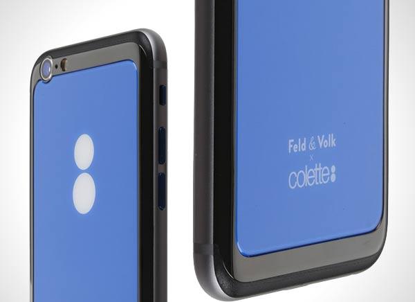 Des iPhone 6 Bleus Feld & Volk chez Colette pour 4400 € (images ...
