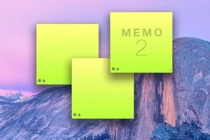 Memo-2-Sticky-Notes-Mac-OSX