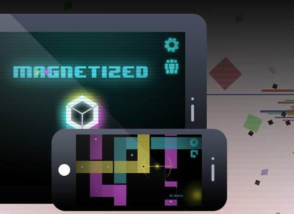 Magnetized-iPhone-iPad