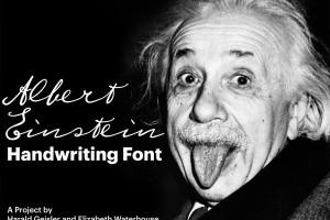 albert-einstein-font-police-manuscrite-mac-pc-1