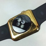Avec ce Kit, Personnalisez l'Apple Watch en OR 24 carats (video)