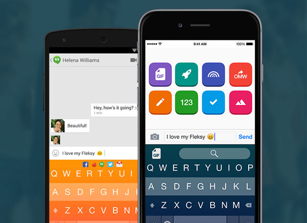 Fleksy-iPhone-iPad-1
