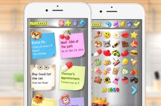 Notes-MemoCool-iPhone-iPad
