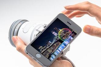 olympus-air-a01-iphone-6-dslr-objectif-16mp-1
