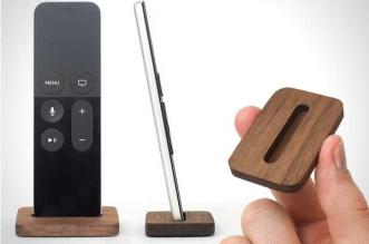 dock support telecommande apple tv 2015 3 331x219 - Offrez un Dock à la Nouvelle télécommande Apple TV (images)