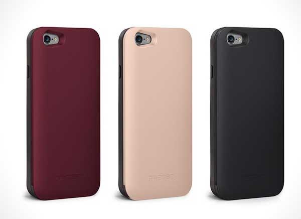 gresso protection porte carte iphone 6 6s 4 - Gresso, Protection Phone 6s avec Porte-Cartes Automatique (video)