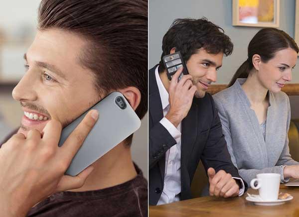 gresso protection porte carte iphone 6 6s 5 - Gresso, Protection Phone 6s avec Porte-Cartes Automatique (video)
