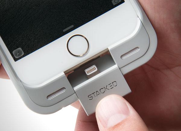 Cette Coque Recharge l'iPhone Rapidement et sans Fil (vidéo ...