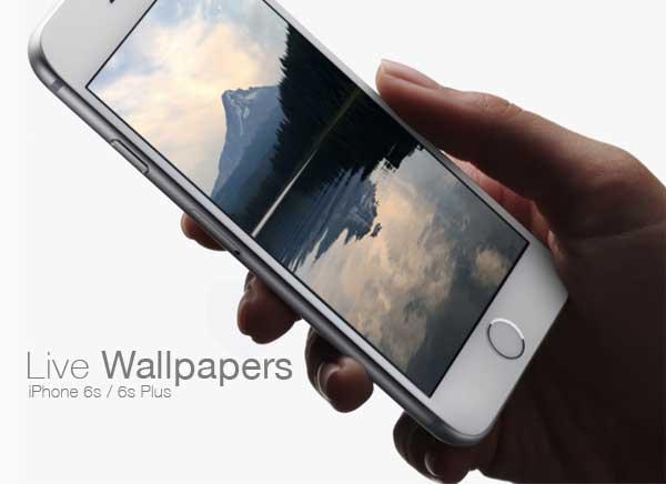 Live Wallpapers iPhone 3 - Live Wallpapers iPhone : 40 Fonds d'Ecran Animés en 3D Touch (nouveau)