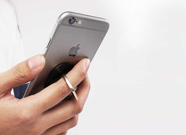 coque iphone 4 bague