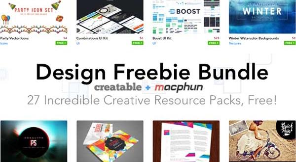 27 Ressources Graphiques Pros avec Focus CK Mac OSX (Gratuit)