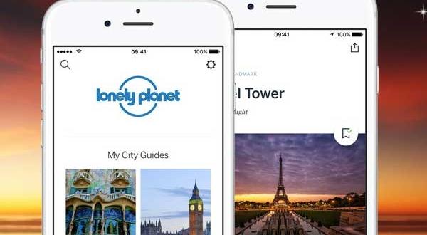 Guides Lonely Planet iPhone : Guide de Voyage et Cartes Hors-Ligne (gratuit)