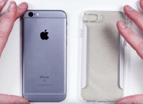 iphone 7 se protection coque rumeurs 1 - Quand une Protection Devoile tout sur les iPhone 7 et SE (vidéo)
