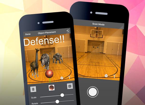 photogami iphone gratuit - Photogami iPhone : Ajouter à vos Photos des Personnages 3D (gratuit)