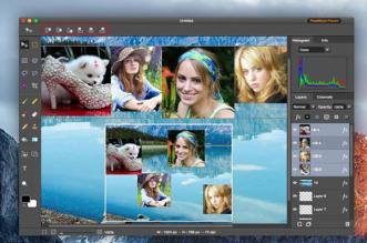PixelStyle Photo Editor Mac OSX 1 331x219 - PixelStyle Photo Editor Mac - Retouche Photo et llustration (gratuit)