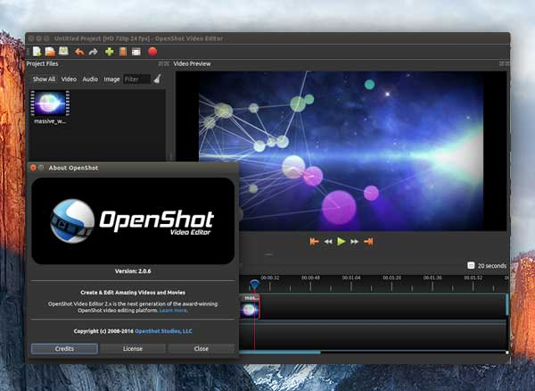 Openshot Video Editor Mac Osx : Outil De Montage Video Pro