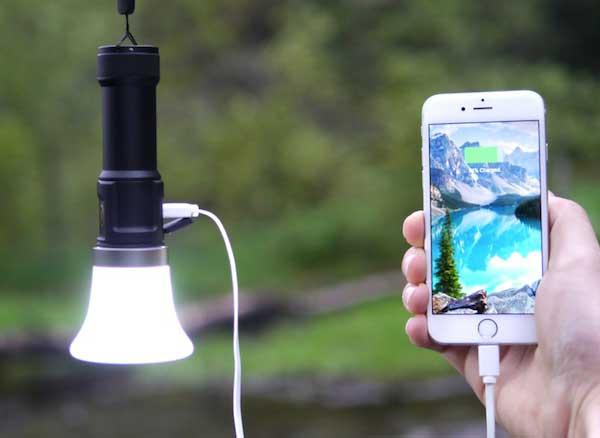 Lampe Iphonevideo La Led Voici Recharge Torche Qui Votre ZOiuPTkX