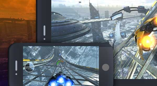 AG Drive iPhone iPad : Le Wipeout des Courses 3D Futuristes (gratuit)