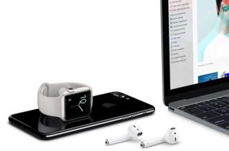 apple airpods montre watch serie 2 1 331x219 - Une Apple Watch Serie 2 et des Ecouteurs AirPods Bluetooth (vidéo)