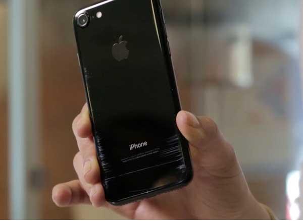 coque iphone 7 rayee