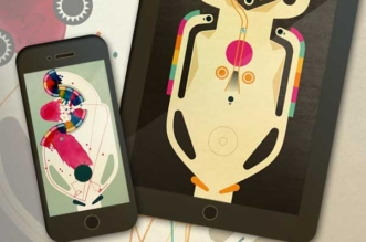 jeu flipper inks iphone ipad 1 331x219 - INKS iPhone iPad : Jeu de Flipper Artistique à ne pas Manquer (gratuit)