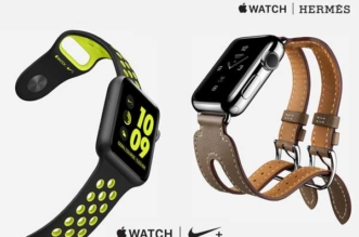 montre-apple-watch-serie-2-hermes-nike-plus