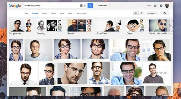StockBlocker Masque les Banques d'Images dans Google (gratuit)