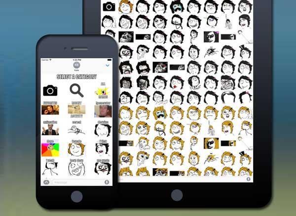 meme maker imessage iphone ipad 1 - Meme Maker iMessage iPhone iPad : Générateur d'Images Mème (gratuit)