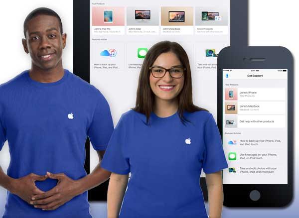 apple support app iphone ipad gratuit 1 - Assistance Apple iPhone iPad : Application Officielle du SAV Dispo (gratuit)