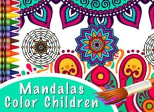 Mandalas Livre Coloriage Enfants Iphone Ipad 1 Maxiapple Com