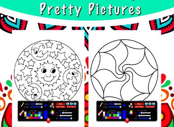 Mandalas Iphone Ipad Album De Coloriage Pour Enfants Gratuit