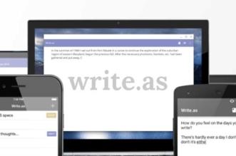 write as ios macos mac iphone ipad 1 331x219 - Write.as, la Plateforme de Blog Privée et Anonyme (gratuit)