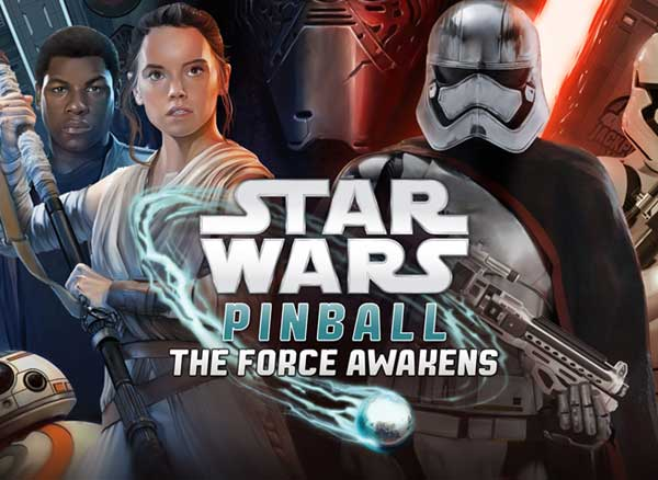 flipper jeu star wars pinball 4 iphone ipad 1 - Star Wars Pinball 7 iPhone iPad - Épique Jeu de Flipper 3D (gratuit)