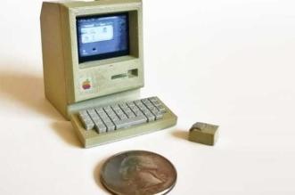 miniature consoles apple mac ordinateurs retro 1 331x219 - Mini Apple II et Mac Fabriqués avec une Imprimante 3D (video)
