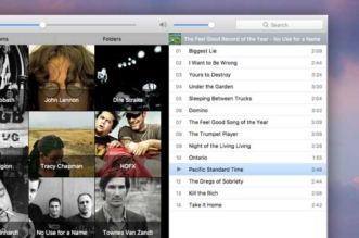 musique macos mac gratuit lecteur 3 331x219 - Musique Mac : Alternative au Lecteur Musical iTunes (gratuit)