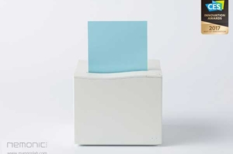 nemonic mangoslab mini imprimante post it sans fil 1 331x219 - La Mini Imprimante à post-it Connectée Arrive (images)