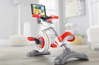 fisher price velo appartement connecte ipad jouet 1 331x219 - Un Vélo Connecté LudoEducatif pour iPad chez Fisher-Price (video)
