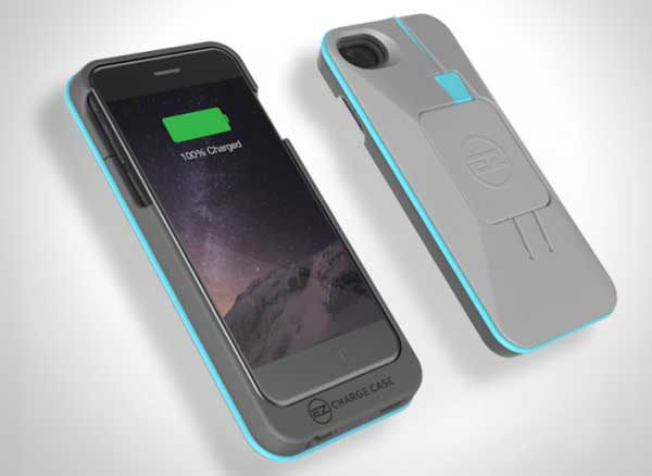 coque iphone 7 qui charge